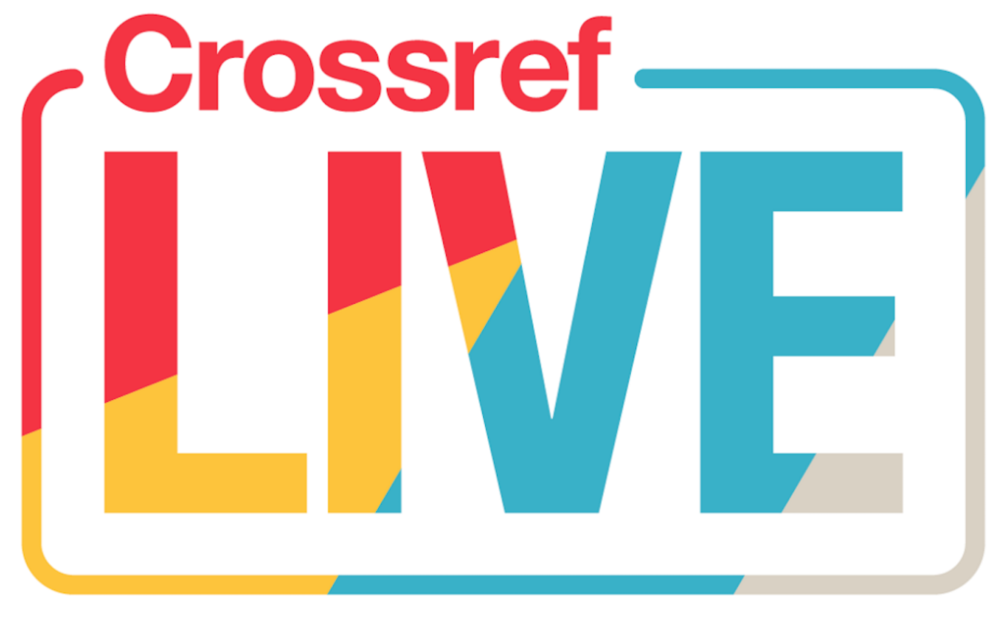 Crossref LIVE logo